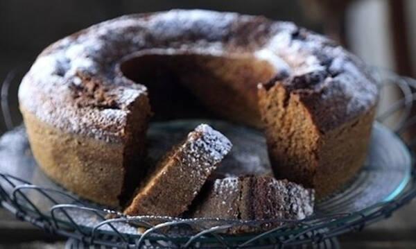 Κέικ με πετιμέζι και μπαχαρικά - Ιδιαίτερο και πεντανόστιμο