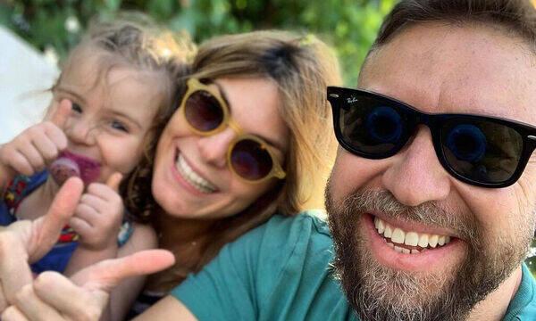 Βαρδής - Σκαφίδα: Η κόρη τους έγινε 5 ετών - Δείτε την εντυπωσιακή τούρτα