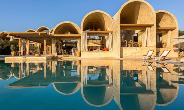 To ξενοδοχείο στο Μεξικό με τις επιβλητικές καμάρες μαγεύει με την αρχιτεκτονική του (photos)