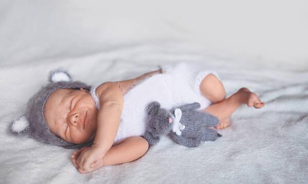 Η κινητική εξέλιξη του μωρού σας
