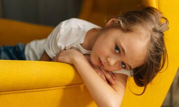 Σημάδια που μαρτυρούν ότι τα παιδιά σας έχουν στρες