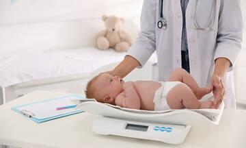 Καμπύλες ανάπτυξης - Όλα όσα πρέπει να γνωρίζετε για το μωρό σας