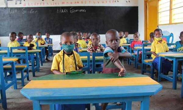 ΘΕΟΝΗ - ActionAid: Ολοκληρώθηκε η κατασκευή του Κέντρου Ανάπτυξης Προσχολικής Αγωγής στη Ρουάντα