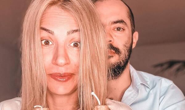 Ηλιάκη-Μανουσάκης: Η τρυφερή φωτογραφία τους λίγο πριν γίνουν γονείς