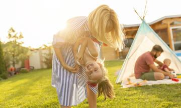 Πώς θα δώσετε το καλό παράδειγμα στο παιδί σας