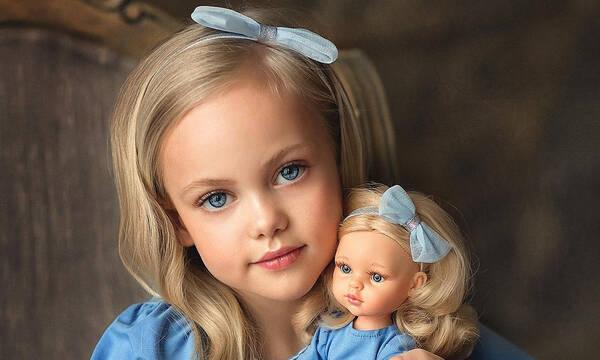 Αυτό το πανέμορφο κοριτσάκι έχει πάνω από μισό εκατ.followers στο Instagram