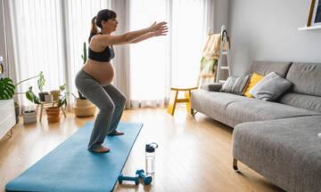 Ποια είναι η καλύτερη γυμναστική την περίοδο της εγκυμοσύνης (vids)