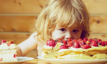 Μήπως το παιδί σας τρώει επειδή βαριέται;