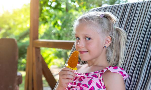Γρανίτες μάνγκο για παιδιά - Η συνταγή και τα οφέλη (vid)