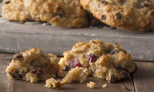Μπισκότα με κινόα χωρίς ζάχαρη - Υγιεινό σνακ για το σχολείο και όχι μόνο