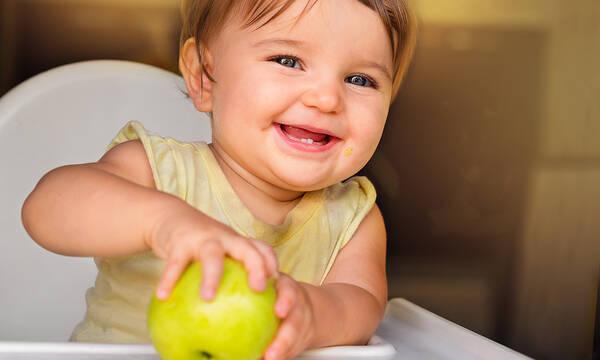 Τροφές που βοηθούν στην ανάπτυξη του παιδικού εγκεφάλου