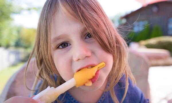Γρανίτες ροδάκινο - Τα οφέλη τους για τα παιδιά