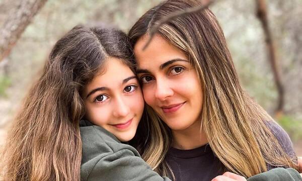 Αγγελική Δαλιάνη: Κορίτσι - «λάστιχο» η κόρη της (pics)