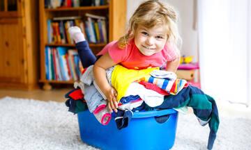 Ενθαρρύνοντας τα παιδιά να ντύνονται μόνα τους - Ποια τα οφέλη