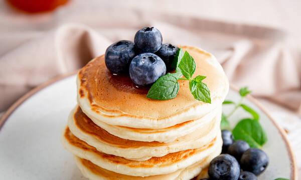 Pancakes: Επτά εναλλακτικές συνταγές για απώλεια βάρους