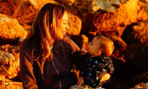 Αλεξάνδρα Ούστα: Ο γιος της είπε « μαμά» - Το σχόλιο της ηθοποιού