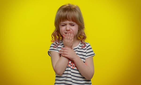 Ξηρός βήχας στα παιδιά: Τρόποι αντιμετώπισης