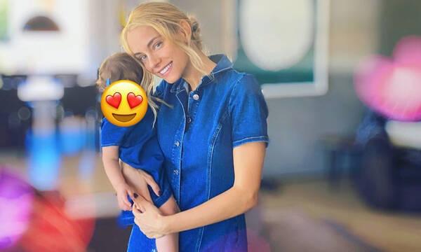 Δούκισσα Νομικού: Μαμά & κόρη φορούν ίδιο μαγιό και τρελαίνουν το Instagram