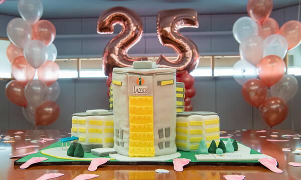 25 Χρόνια ΙΑΣΩ: 26/5/1996 Ίδρυση ΙΑΣΩ - Ένα μεγάλο βήμα για τη μητρότητα