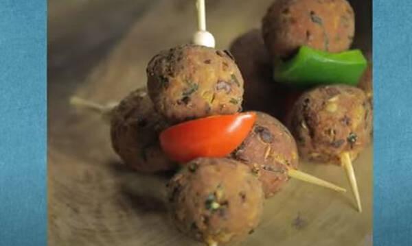 Τονοκεφτέδες - Λαχταριστό φαγητό έτοιμο σε 20 λεπτά