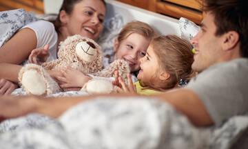 Παγκόσμια Ημέρα Γονέων: Ο ρόλος του γονέα στη ζωή ενός παιδιού