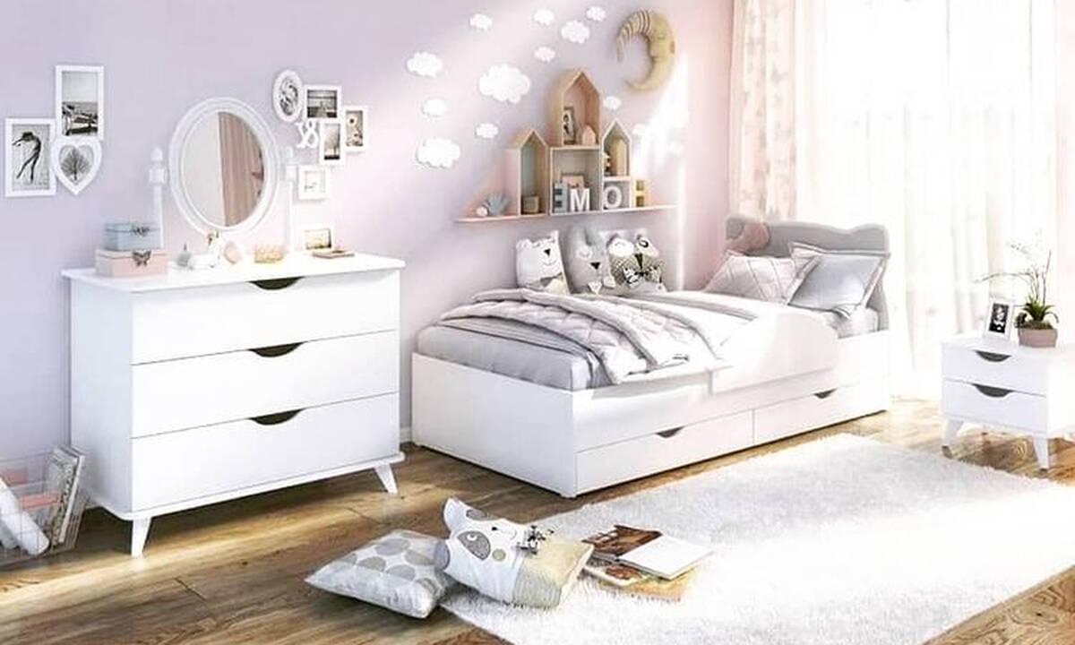 Παιδικά κρεβάτια για κορίτσια: Δέκα ιδέες που θα σας εμπνεύσουν