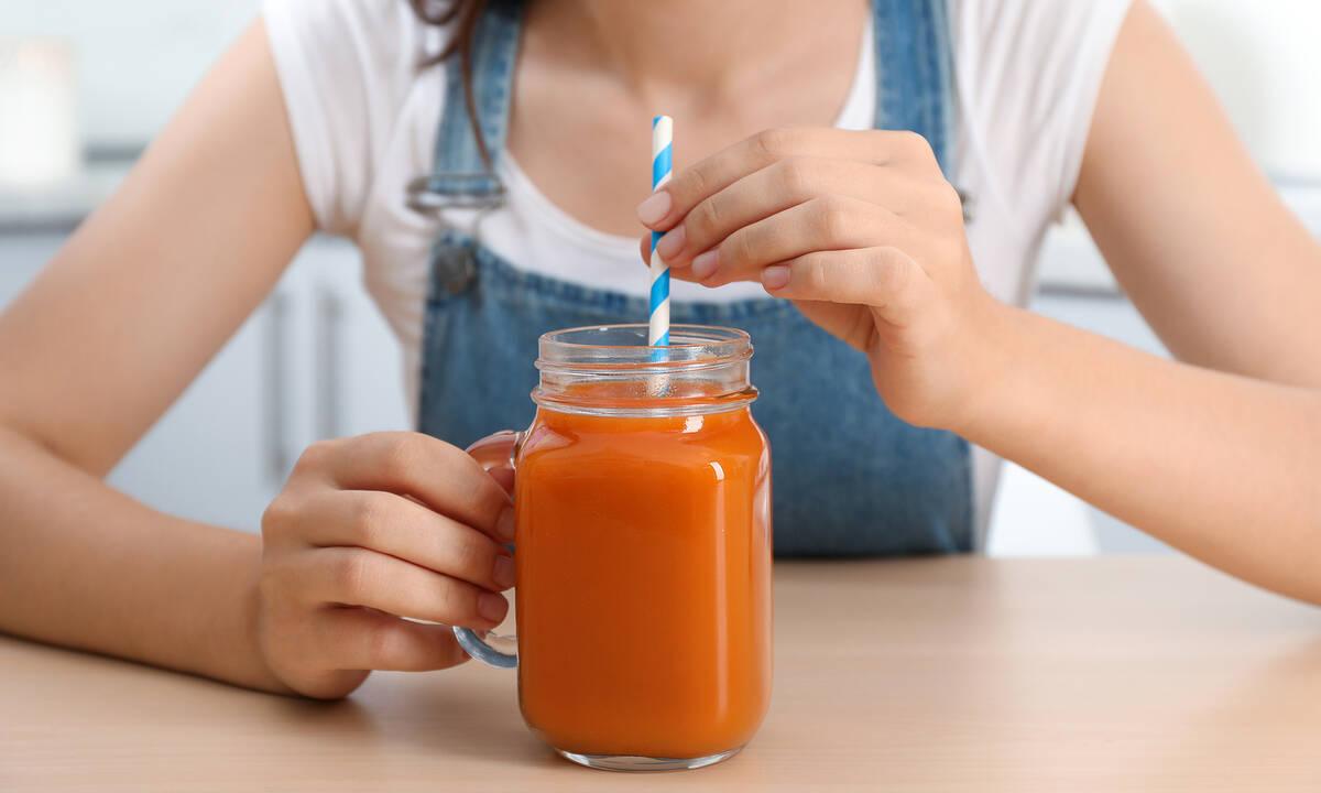 Μαμά και διατροφή: Δύο smoothies με καρότο που θα σε αναζωογονήσουν