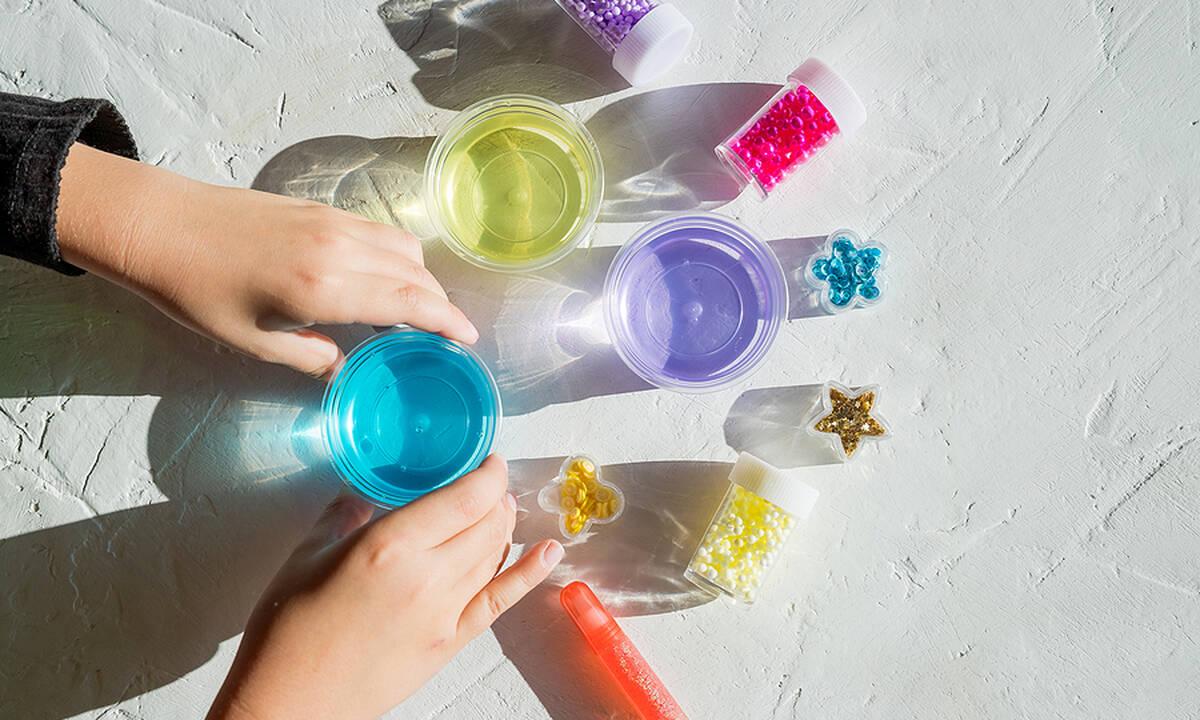 Sensory bottles - Πώς θα φτιάξετε αισθητηριακά μπουκάλια για παιδιά (vid)