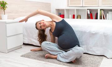 Ασκήσεις που δεν μπορείτε να κάνετε στην εγκυμοσύνη