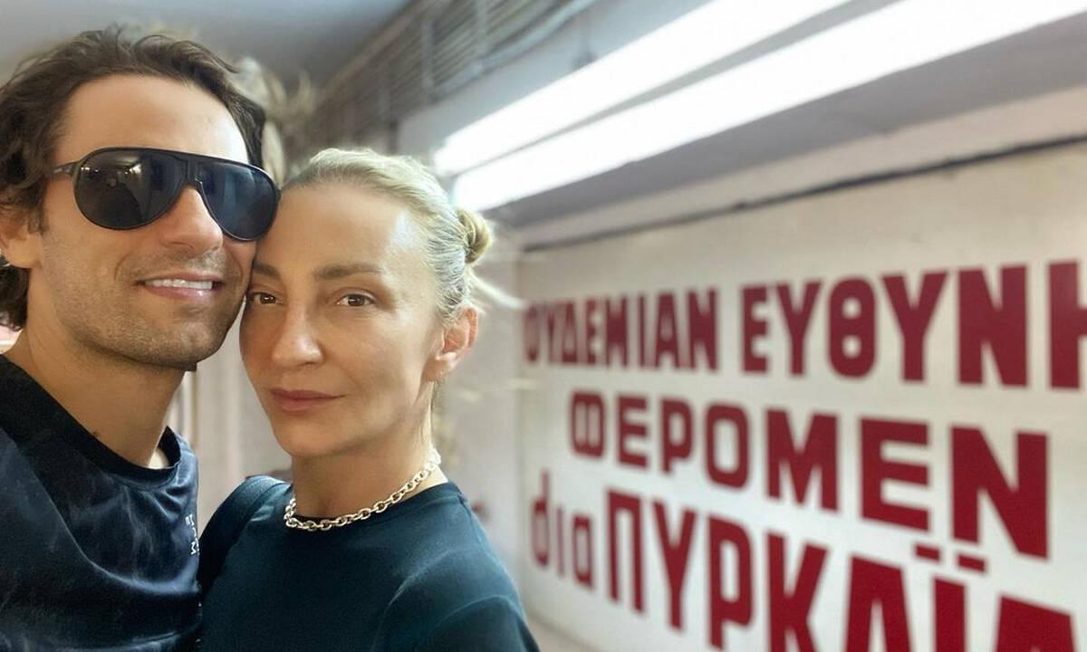 Τότσικας - Ρέβη: Ο γιος τους ποζάρει στο Instagram