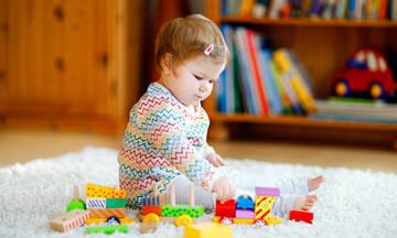 Δραστηριότητες για μωρά: Αυτοσχέδια παιχνίδια και απασχόληση στο σπίτι