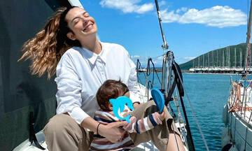 Νικολέττα Ράλλη: Το θρεπτικό φαγητό που δίνει στην ενός έτους κόρη της