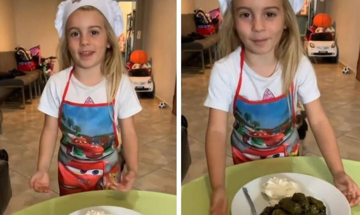 Στην κουζίνα της Μαλένας: Συνταγή για τα ντολμαδάκια της γιαγιάς Τασούλας (vid)