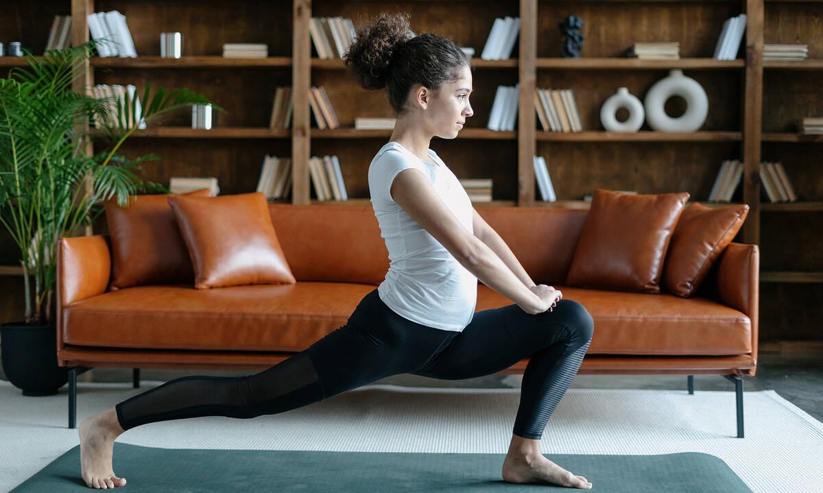 Γυμναστική για μαμάδες: Απλές και εύκολες ασκήσεις για ανόρθωση γλουτών