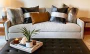 Δίσκος διακοσμητικός για το σαλόνι-Καλοκαιρινές ιδέες διακόσμησης (εικόνες)
