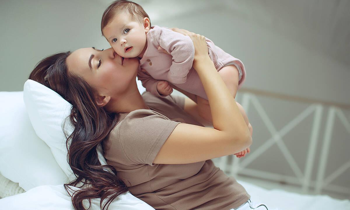 Τι είναι η μητρότητα; Απλά περίμενε και θα δεις...
