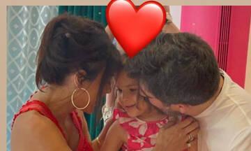 Σίσσυ Φειδά:Η κόρη της έγινε 5 ετών και δημοσίευσε υπέροχες φωτογραφίες της