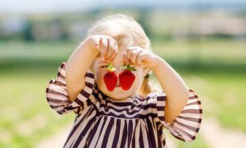 Πώς θα αποκτήσουν καλές διατροφικές συνήθειες τα τρίχρονα παιδιά
