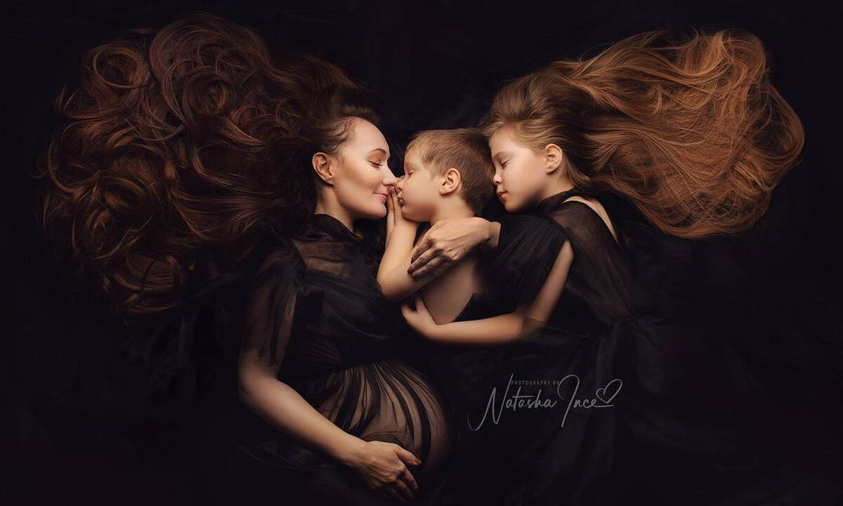 Αυτές οι φωτογραφίες εγκυμοσύνης είναι ξεχωριστές κι αξίζει να τις δείτε