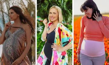 Baby Boom: Ποιες διάσημες Ελληνίδες θα γεννήσουν τους επόμενους μήνες