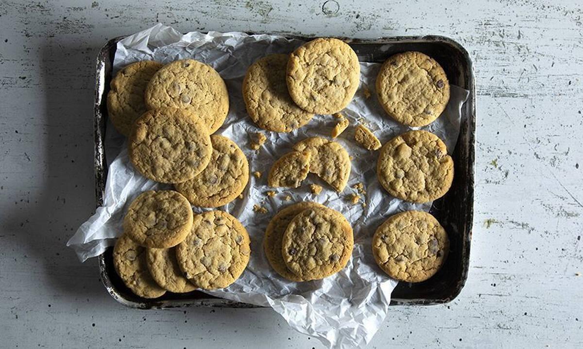 Συνταγές για παιδιά: Τραγανά cookies βανίλιας
