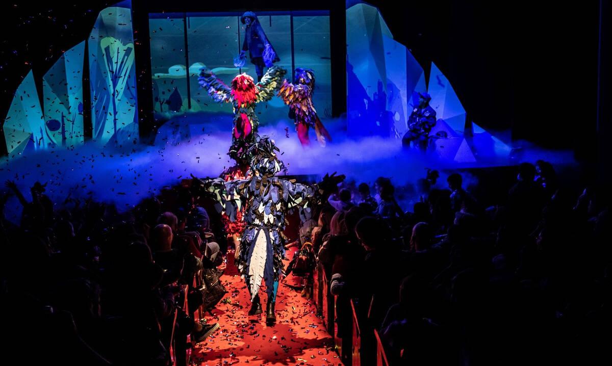 Θεατρική παράσταση για παιδιά: «Το Όνειρο του Σκιάχτρου» του Ευγένιου Τριβιζά