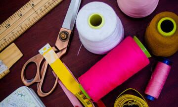 Θες να μάθεις να ράβεις; Αυτό το βίντεο θα σε βοηθήσει