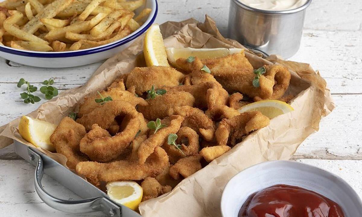 Ψαροκροκέτες με ψάρι γλώσσα - Φτιάξτε τις όπως ο Άκης