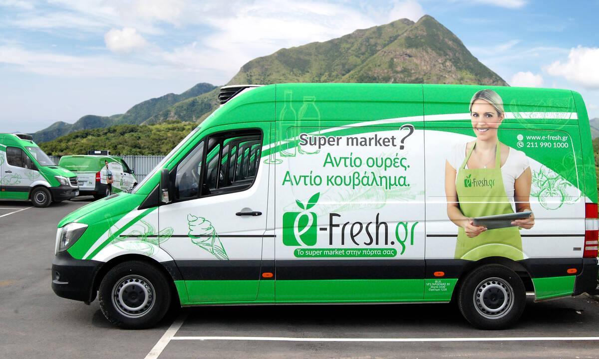 Ψώνια από ηλεκτρονικό supermarket; e-fresh.gr: η νέα μας αγάπη που έγινε 5