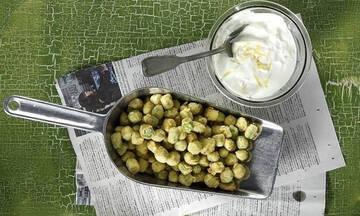Μπάμιες popcorn - Μία ιδιαίτερη συνταγή για μεγάλους και παιδιά