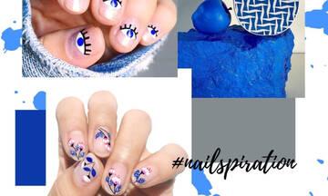International Klein Blue: Το μπλε που ίσως δεν γνωρίζεις είναι τέλειο για τα νύχια σου