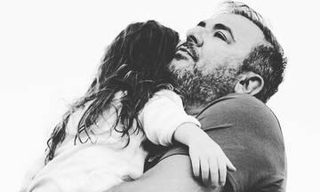 Αντώνης Ρέμος:  Η υπέροχη φωτογραφία με την κόρη του, Ελένη