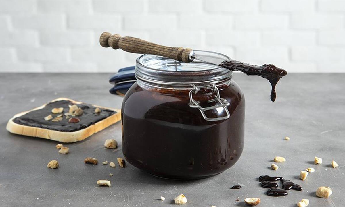 Vegan πραλίνα σοκολάτας - Δείτε πώς θα τη φτιάξετε