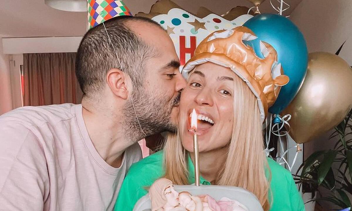 Μαρία Ηλιάκη: Φωτογραφίζει τον σύντροφο και την κόρη τους (pics)